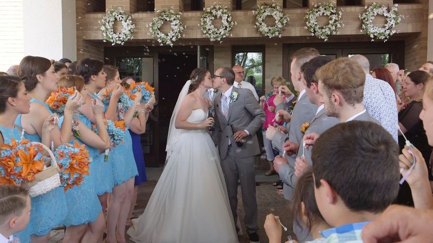 youngstown wedding video videographer aaron pangio