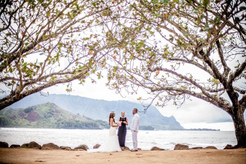 kauai wedding princeville