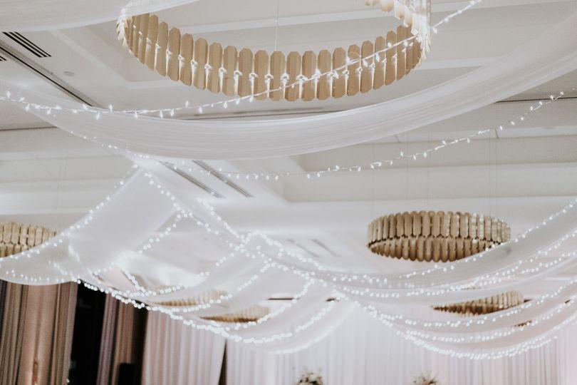 Dalmar Ballroom Chandeliers