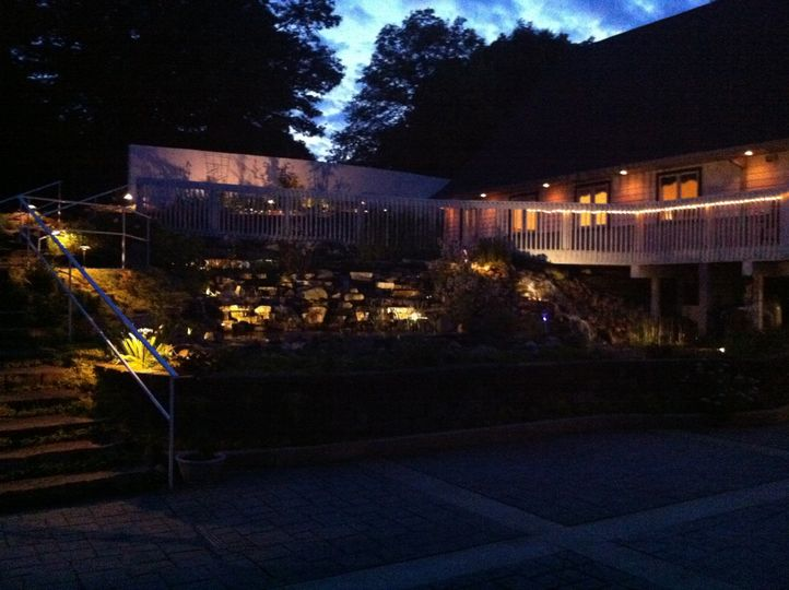 Outlook of Pine Grove Banquet Hall