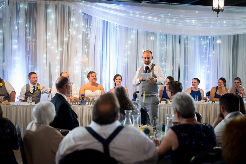 Speeches & Toasting