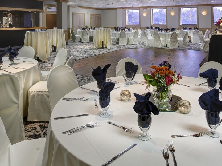Tmx 1497647740323 White And Navy 4 Hamel, MN wedding venue