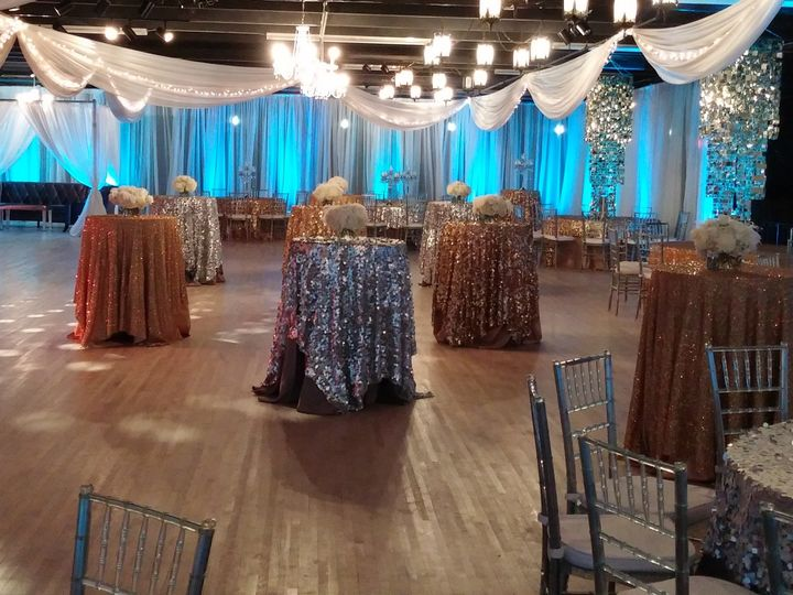 Tmx 1497648400314 Silver And Gold Sequins Linens Hamel, MN wedding venue
