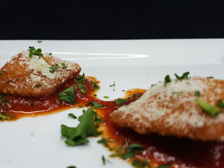 Tmx 1498764252539 Breaded Three Cheese Ravioli With House Red Sauce Hamel, MN wedding venue