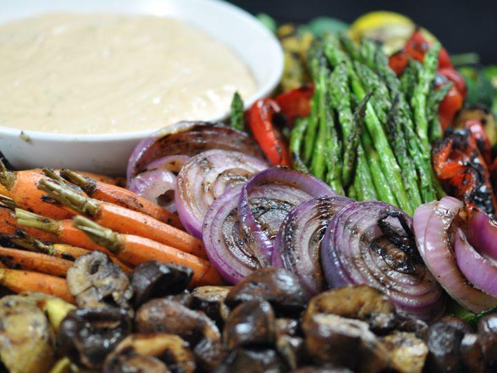 Tmx 1498764363414 Grilled Vegetable Platter Hamel, MN wedding venue
