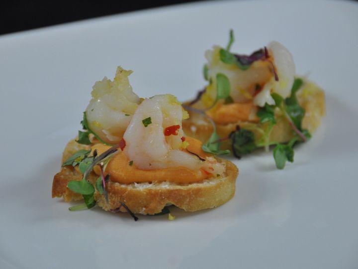 Tmx 1498764445803 Lemon Shrimp Crostini Hamel, MN wedding venue