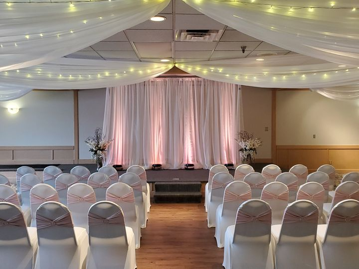 Tmx Ceremony For 40 In Images With Ceiling Draping 51 21286 161616449659737 Hamel, MN wedding venue