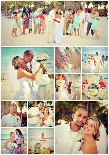 A beautiful Maya Riviera wedding in Mexico. Was absolutely honored to be able to shoot this. Was so...
