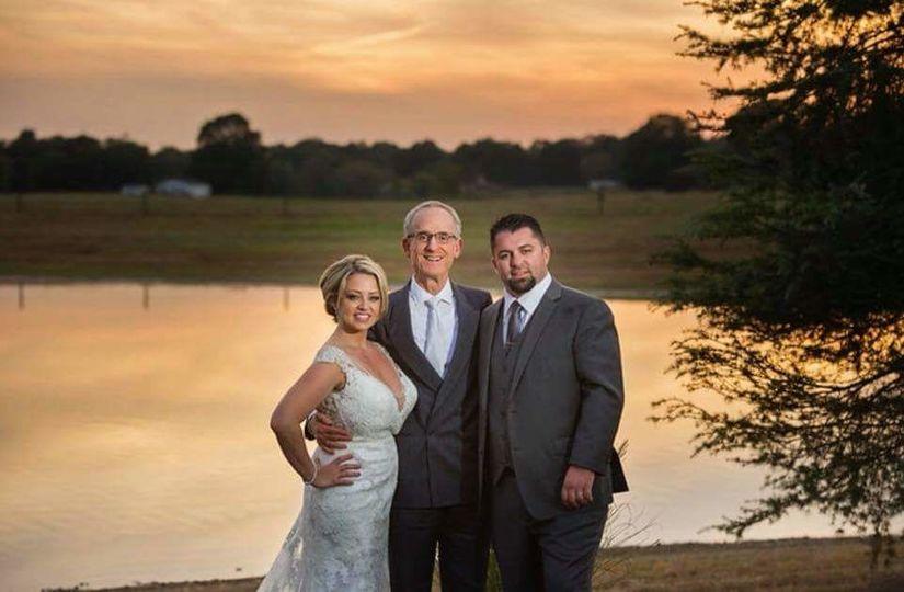 David Mark Seidel and the couple