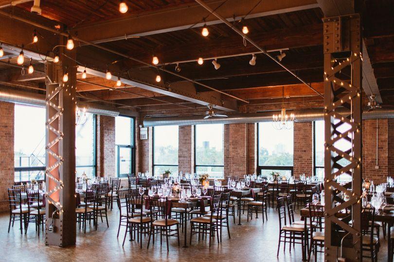 City View Loft Chicago Venue Chicago Il Weddingwire