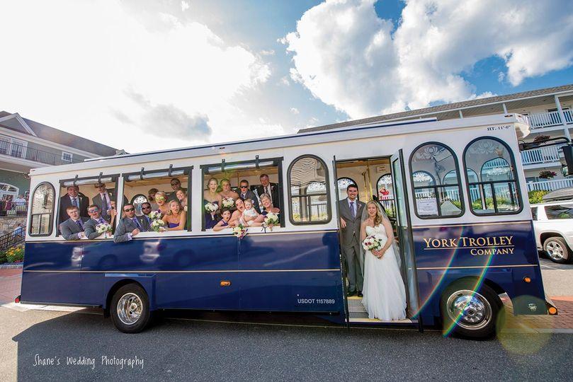 York Trolley Company