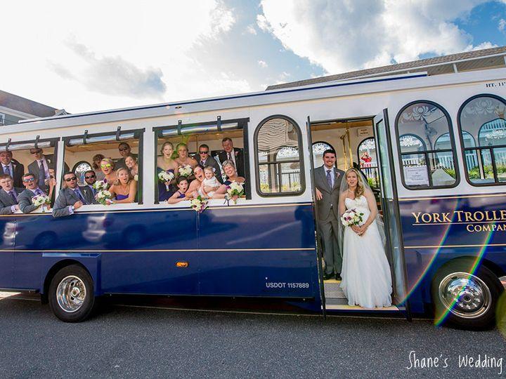 Tmx 1465923047500 Jamiemeghanwedding570 York wedding transportation