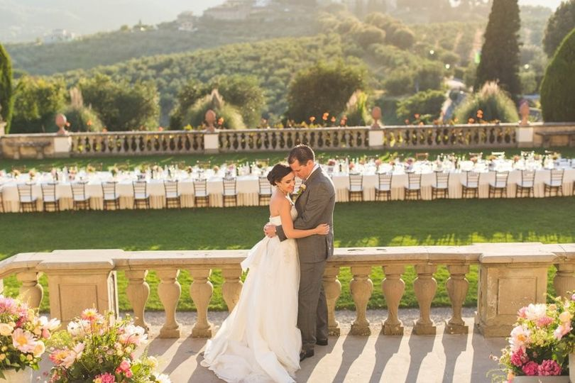 Tuscany Villa Wedding