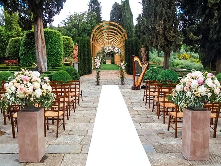 Tmx 1469289027649 Tuscanyoutdoorweddingceremony Milan, IT wedding planner