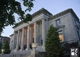 Exterior view of the Carnegie Institution of Washington