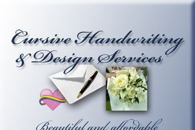 Cursive Handwriting & Design Services