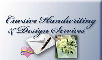 Cursive Handwriting & Design Services