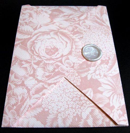 Designer outer envelope