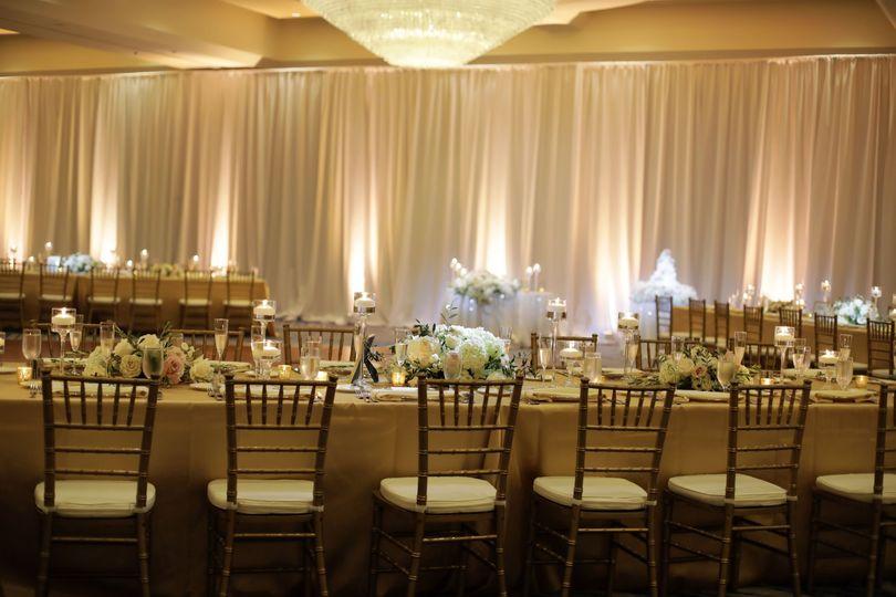 Hyatt Reg. Orlando banquet