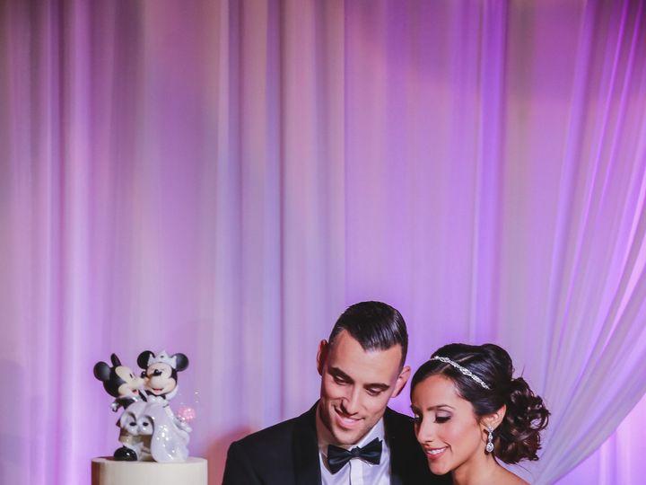Tmx 1498847292835 Anthony And Eliana 8 Cake And Rings 0012 Orlando wedding venue