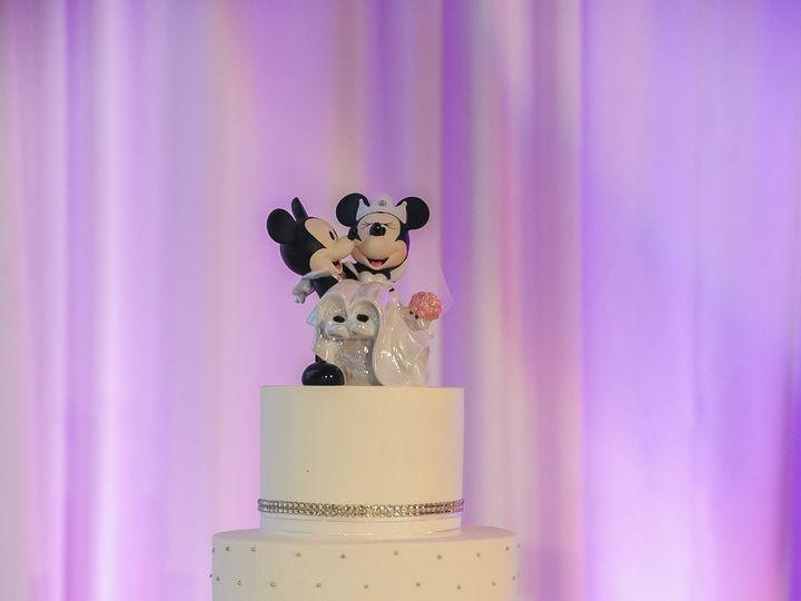 Tmx 1498847315623 Anthony And Eliana 8 Cake And Rings 0025 Orlando wedding venue
