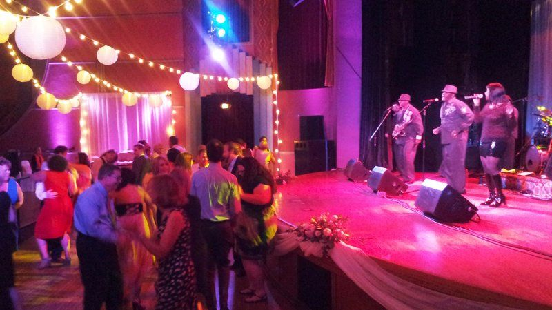 Large or small venue, Soul School always delivers their special brand of high-energy entertainment.