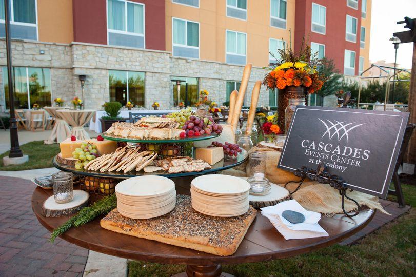 Cascades Events Center - Venue - The Colony, TX - WeddingWire