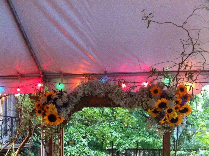 Tmx 1343611350991 Arch2 Suffern wedding florist