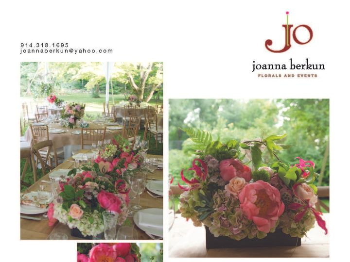 Tmx 1378826136948 Jopartyprint 1page2 Suffern wedding florist