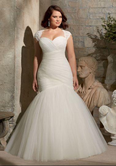 Bridal Dress 5108