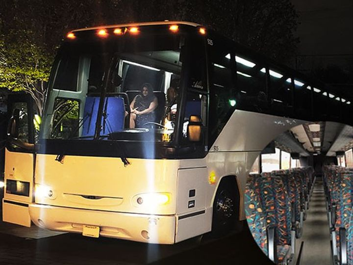 Tmx 56 Pax 51 1004386 157576995276488 East Rutherford, NJ wedding transportation