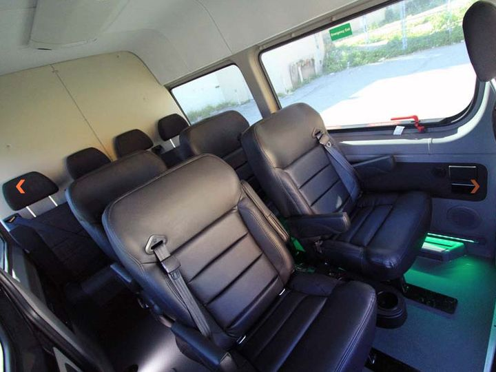 Tmx 8 Pax Mercedes Benz Deluxe Inside 1 3 51 1004386 160382444837502 East Rutherford, NJ wedding transportation