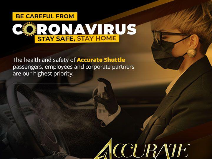 Tmx Corona Virus Accurate Shuttle Post Google 51 1004386 159855686821348 East Rutherford, NJ wedding transportation