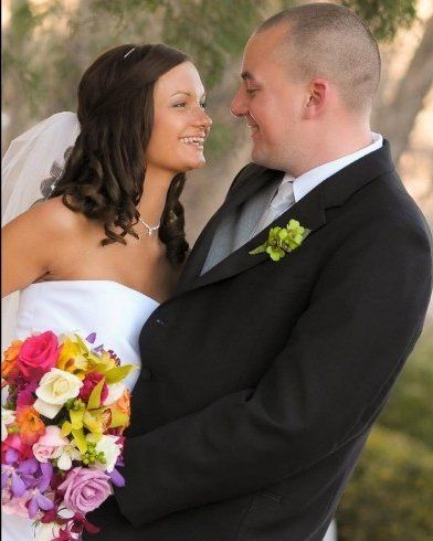 Tmx 1347235000288 BriandLiz3 Pleasant Mount wedding florist