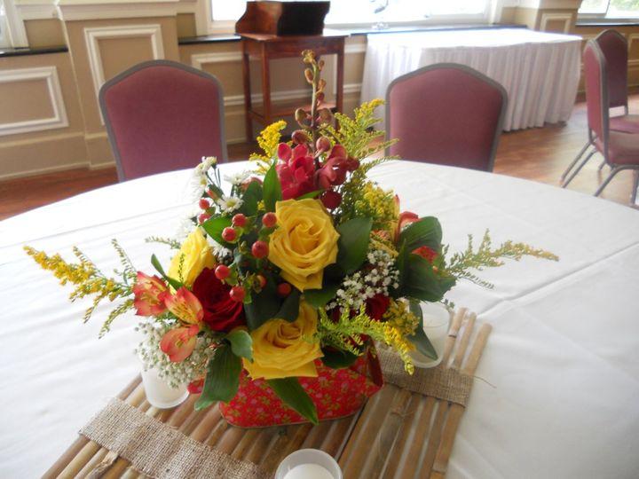 Tmx 1347236293459 DSCN0749 Pleasant Mount wedding florist