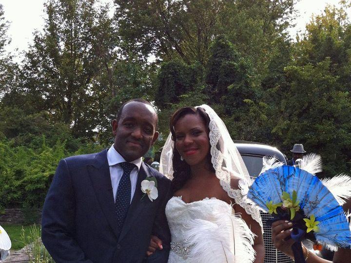 Tmx 1347238701771 NicolaandMarcus0 Pleasant Mount wedding florist