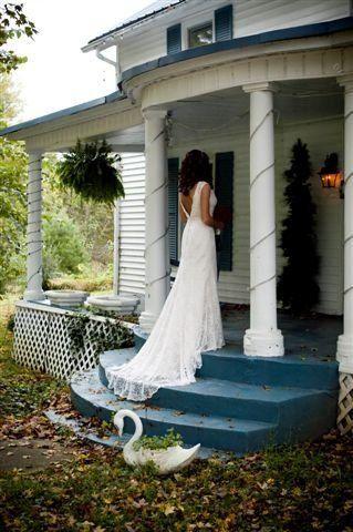Front Porch Diva~Classic beauty