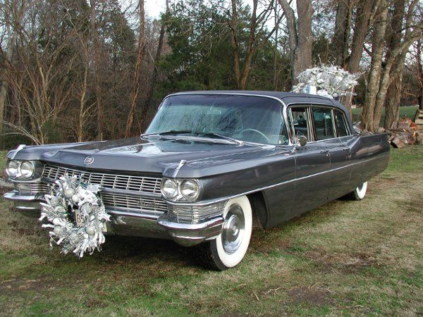 1965 Classic Fleetwood Cadillac Limousine~few remain~