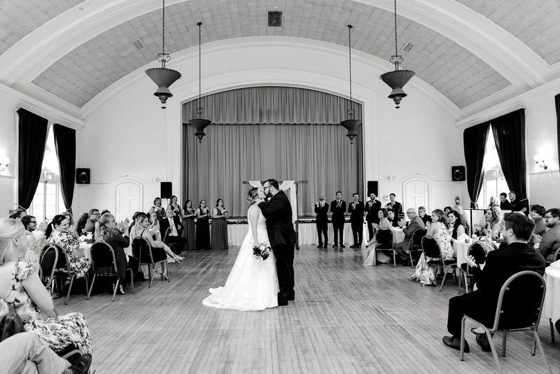 Ceremony & Reception!