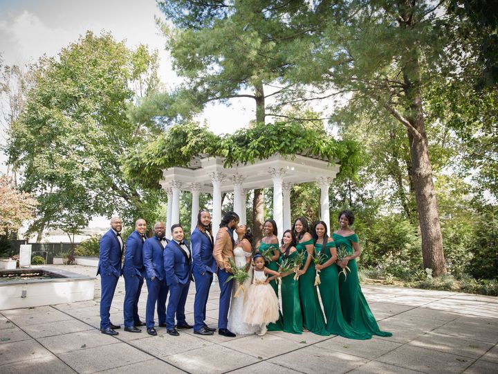 Tmx Brittney And Brinden Wedding Portrait 82 51 1015386 Pennsauken, NJ wedding dj
