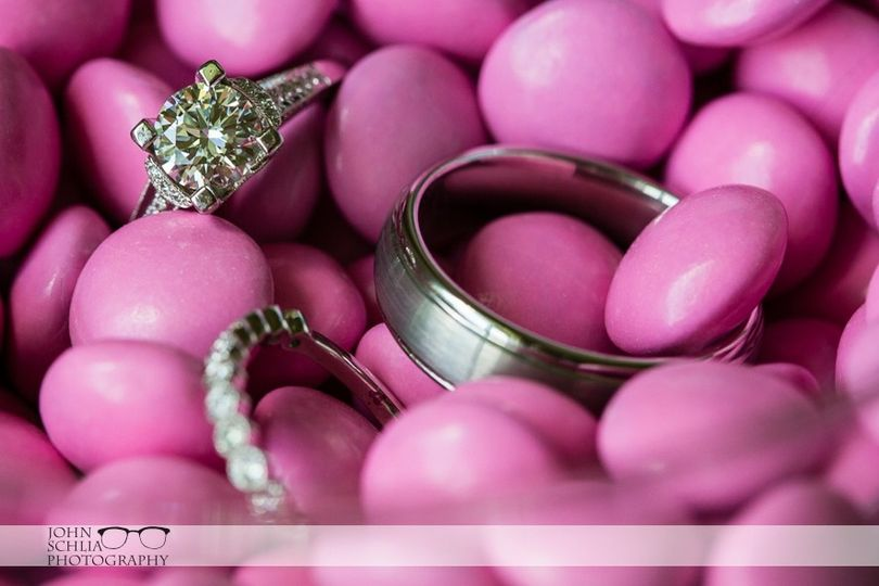 wedding rings candy 3