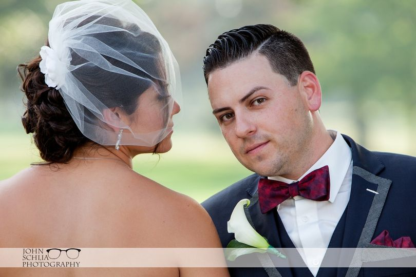ridgemont country club wedding