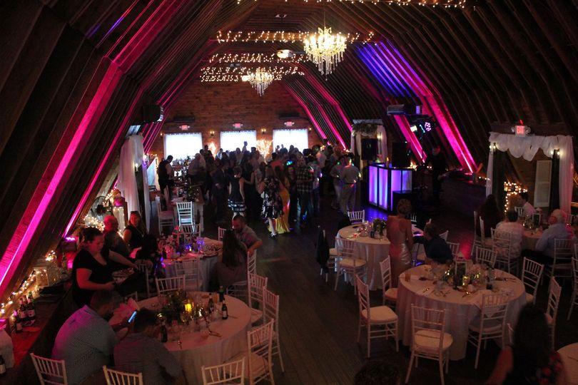 Full venue shot