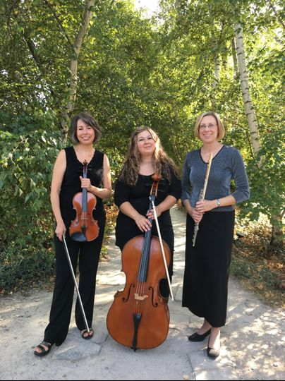 Flute, Violin, & Cello