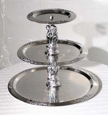 Tmx 1401467065865 3 Tier Serving Tray Gloucester, VA wedding rental