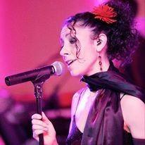 Talented singer