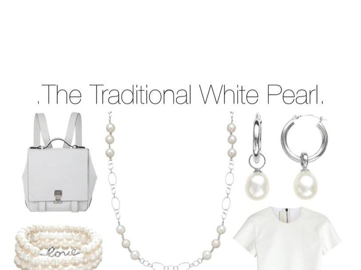 Tmx 1432322554547 Traditional White Pearls Athens wedding jewelry