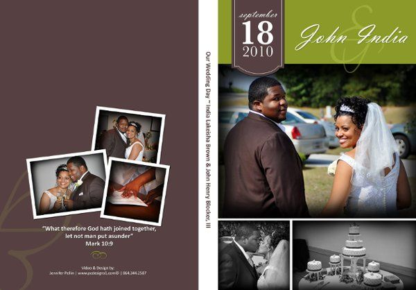 Tmx 1313469666989 Johndvd Charlotte, NC wedding videography