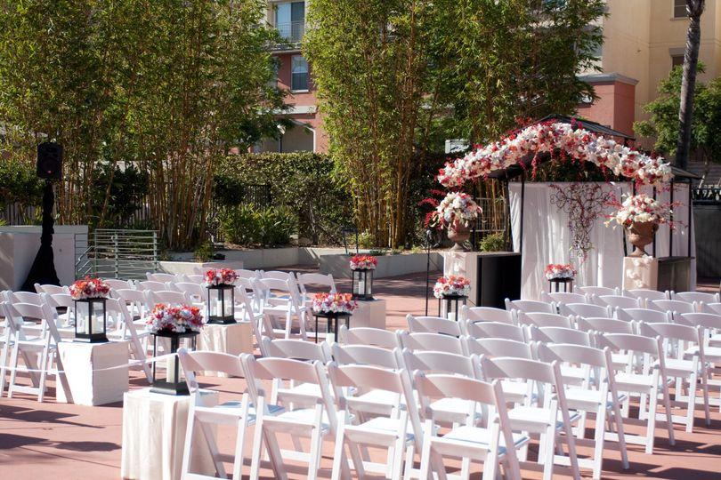 El cortez don room and terrace venue san diego ca for 702 weddings terrace