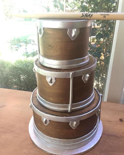 wedding drums